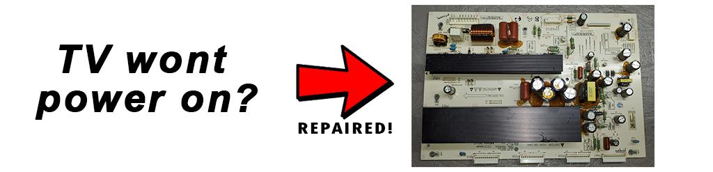 TV-board-repair