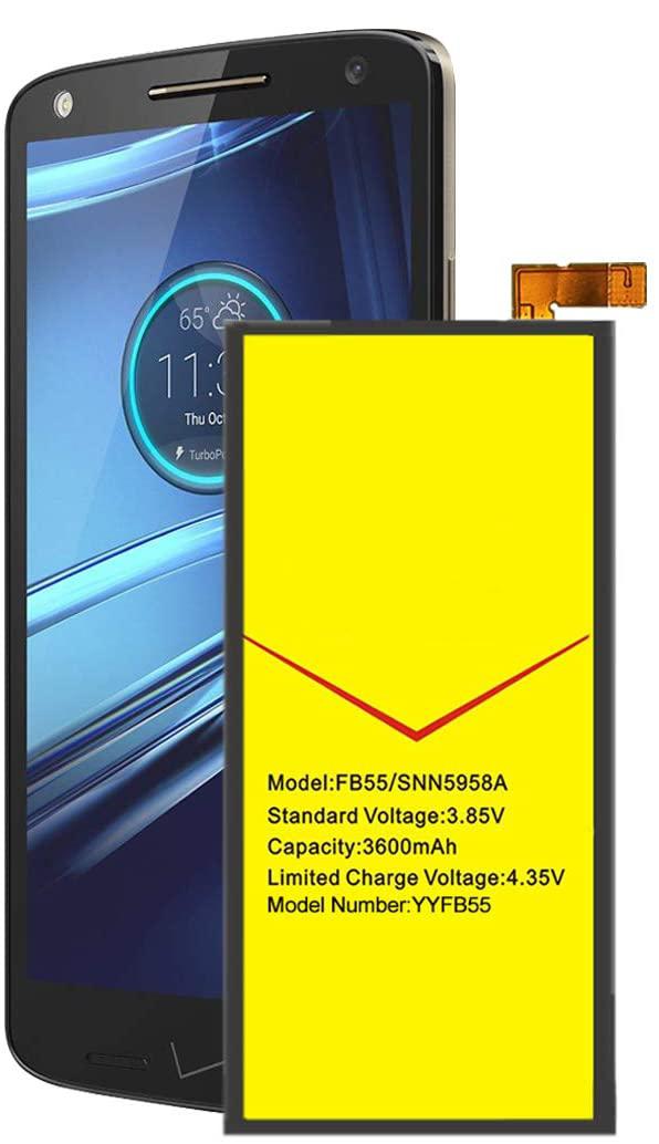 Motorola Turbo 2 Battery